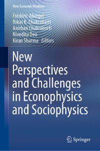 Cover New Perspectives and Challenges in Econophysics and Sociophysics