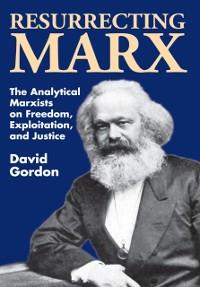 Cover Resurrecting Marx