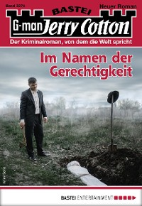 Cover Jerry Cotton 3274 - Krimi-Serie