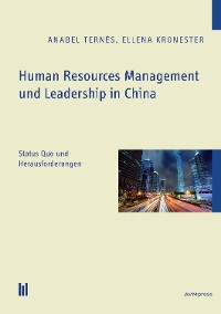 Cover Human Resources Management und Leadership in China