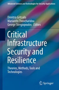 Cover Critical Infrastructure Security and Resilience