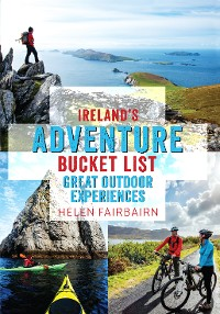 Cover Ireland's Adventure Bucket List
