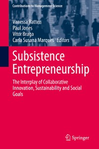 Cover Subsistence Entrepreneurship