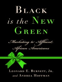 Cover Black Is the New Green