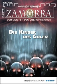 Cover Professor Zamorra 1154 - Horror-Serie