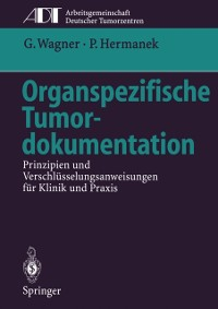 Cover Organspezifische Tumordokumentation