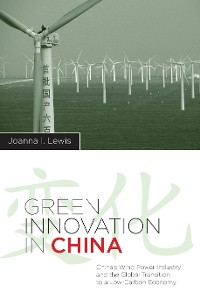 Cover Green Innovation in China