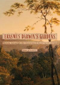Cover Erasmus Darwin's Gardens