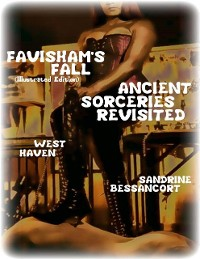 Cover Favisham's Fall (Illustrated Edition) - Ancient Sorceries Revisited
