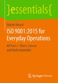 Cover ISO 9001:2015 for Everyday Operations