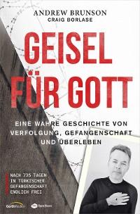 Cover Geisel für Gott