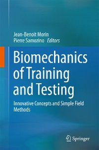 Cover Biomechanics of Training and Testing