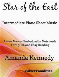 Cover Star of the East Easy Intermediate Piano Sheet Music