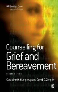 Cover Counselling for Grief and Bereavement