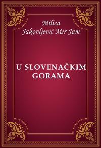 Cover U slovenačkim gorama