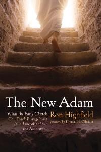 Cover The New Adam