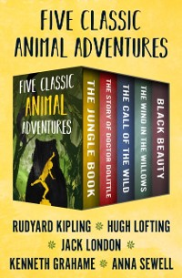 Cover Five Classic Animal Adventures