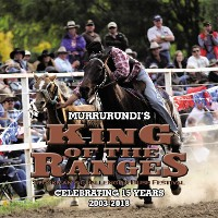 Cover King of the Ranges  Stockman's Challenge and Bush Festival