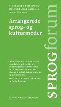Cover Arrangerede sprog- og kulturmoder
