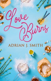 Cover Love Burns