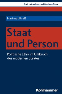 Cover Staat und Person