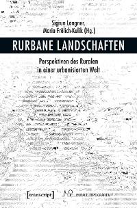 Cover Rurbane Landschaften