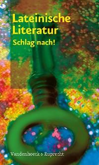 Cover Lateinische Literatur – Schlag nach!