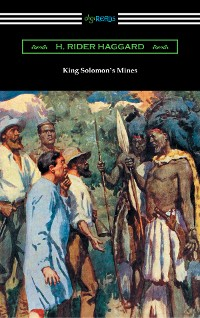 Cover King Solomon's Mines (illustrated by A. C. Michael)