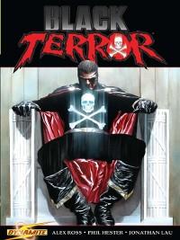 Cover Black Terror (2008), Volume 2