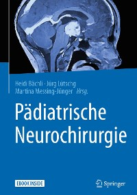 Cover Pädiatrische Neurochirurgie