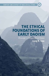 Cover The Ethical Foundations of Early Daoism