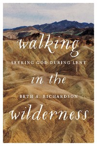 Cover Walking in the Wilderness