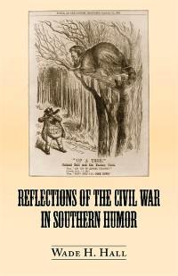 Cover Reflections of the Civil War in Southern Humor