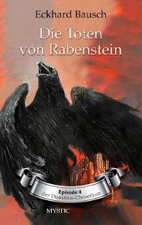 Cover Die Toten von Rabenstein