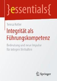 Cover Integrität als Führungskompetenz