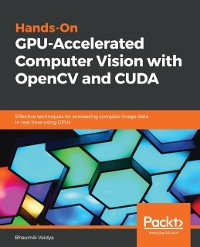 Cover Hands-On GPU-Accelerated Computer Vision with OpenCV and CUDA