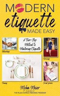 Cover Modern Etiquette Made Easy