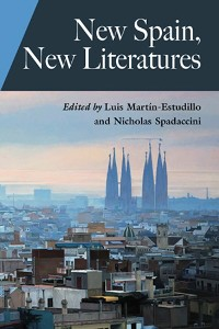 Cover New Spain, New Literatures