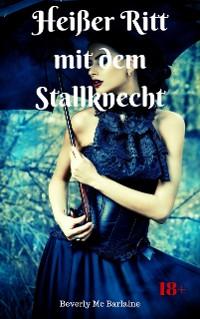 Cover Heißer Ritt mit dem Stallknecht