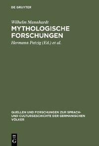 Cover Mythologische Forschungen