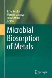 Cover Microbial Biosorption of Metals