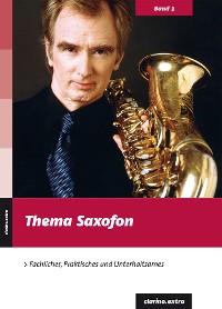 Cover Thema Saxofon