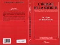 Cover Homme et la societe no. 150-151