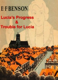 Cover Lucia's Progress and Trouble for Lucia