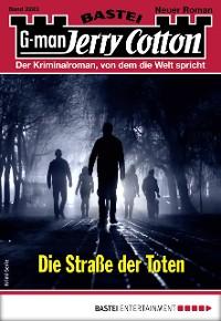 Cover Jerry Cotton 3283 - Krimi-Serie