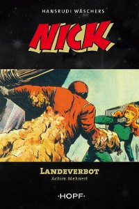 Cover Nick 9: Landeverbot