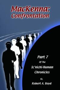 Cover MacKenna: Confrontation