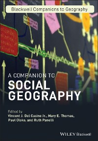 Cover A Companion to Social Geography