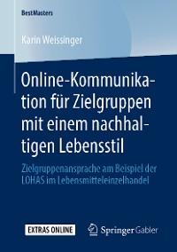 Cover Online-Kommunikation für Zielgruppen mit einem nachhaltigen Lebensstil