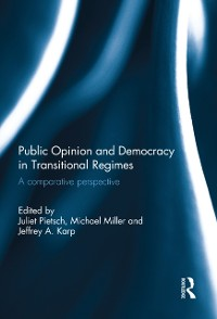 Cover Public Opinion and Democracy in Transitional Regimes